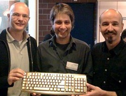 The Golden Keyboard